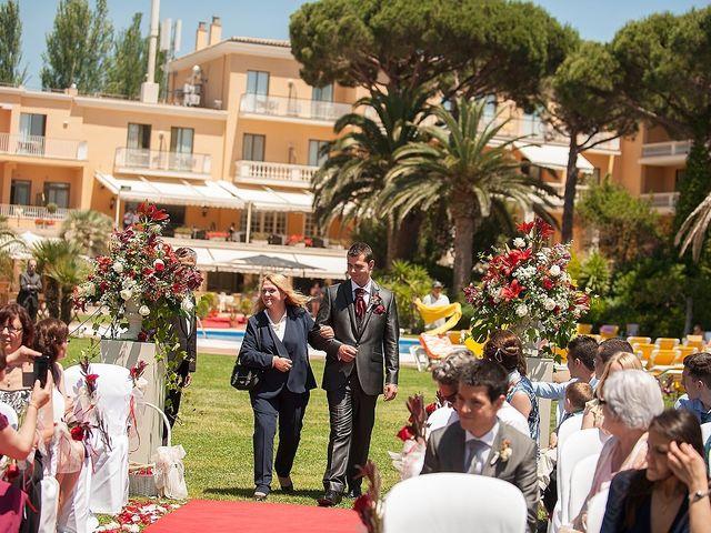 La boda de Eduard y Elena en S'agaro, Girona 39