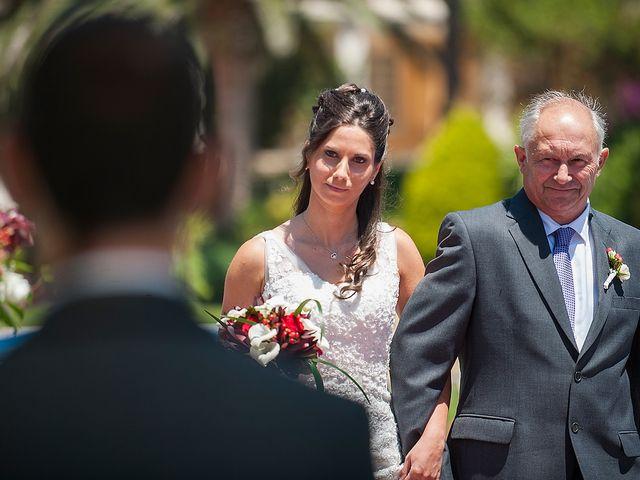 La boda de Eduard y Elena en S'agaro, Girona 41