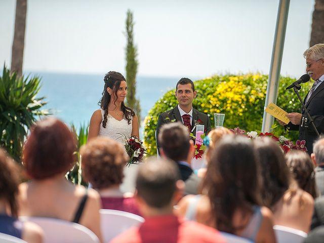 La boda de Eduard y Elena en S'agaro, Girona 43