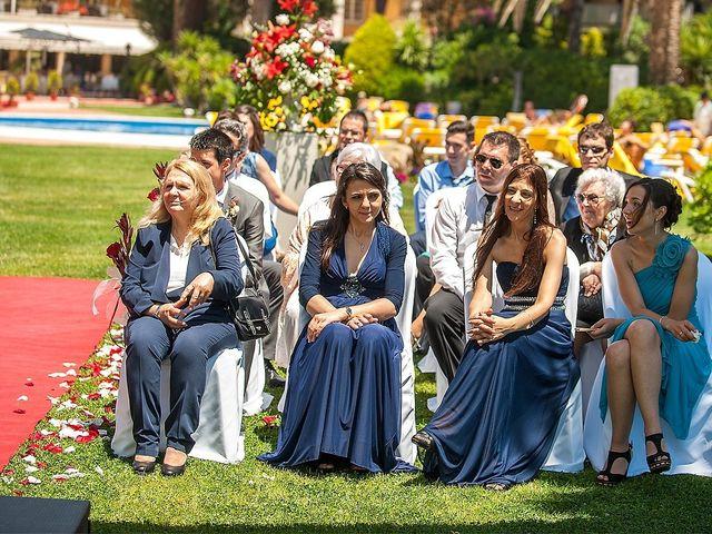 La boda de Eduard y Elena en S'agaro, Girona 44
