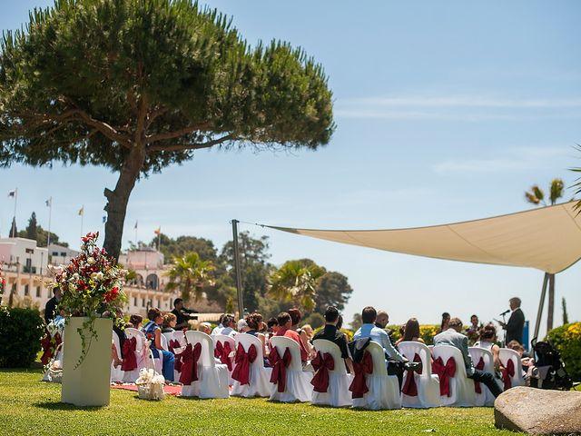 La boda de Eduard y Elena en S'agaro, Girona 1