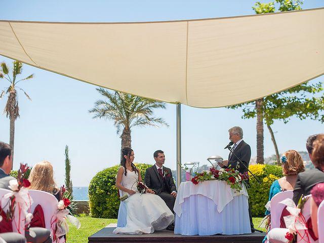 La boda de Eduard y Elena en S'agaro, Girona 45