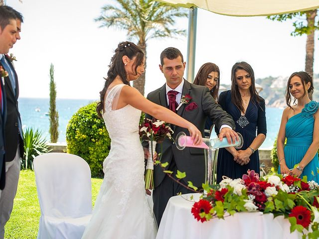 La boda de Eduard y Elena en S'agaro, Girona 47