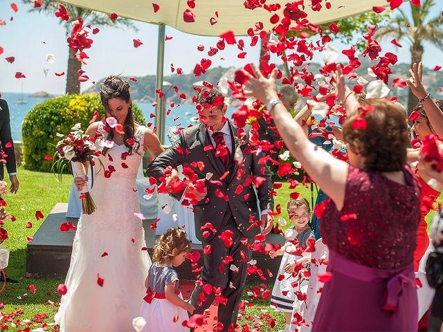 La boda de Eduard y Elena en S'agaro, Girona 51