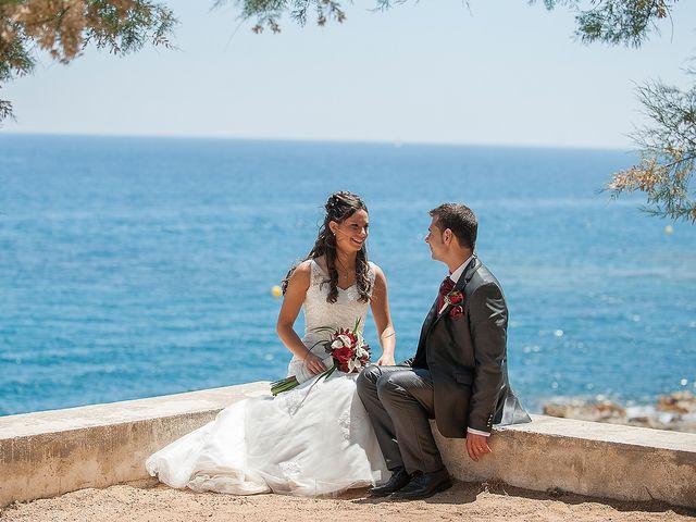 La boda de Eduard y Elena en S'agaro, Girona 55