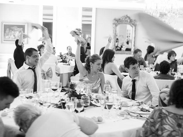 La boda de Eduard y Elena en S'agaro, Girona 66