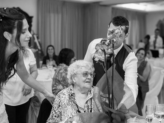 La boda de Eduard y Elena en S'agaro, Girona 69