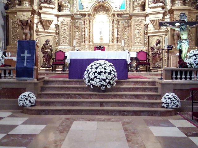 La boda de Kike y MCarmen en Torrent, Valencia 2