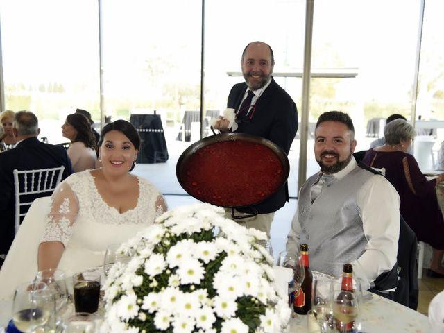 La boda de MCarmen y Kike