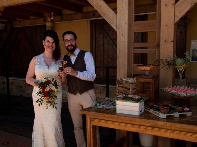 La boda de Alicia y Isaac