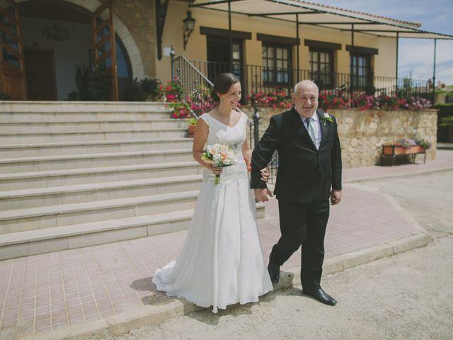 La boda de Raúl y Neus en Rubielos De Mora, Teruel 3