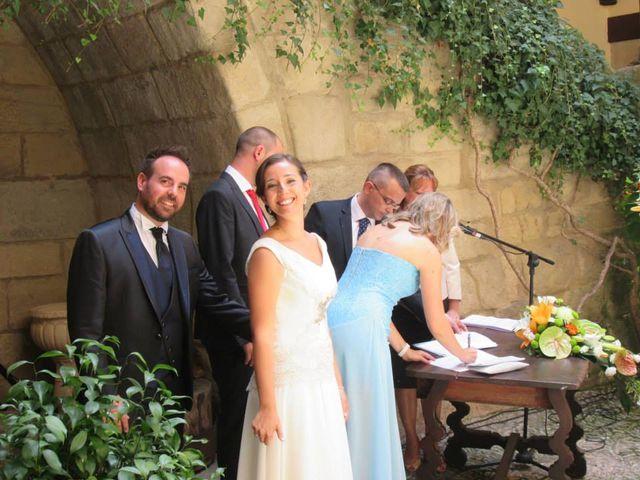 La boda de Raúl y Neus en Rubielos De Mora, Teruel 4