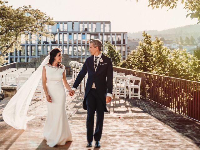 La boda de Jose V. y Marian en Santiago De Compostela, A Coruña 3