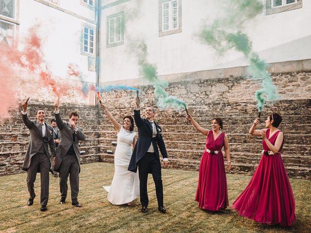 La boda de Jose V. y Marian en Santiago De Compostela, A Coruña 6