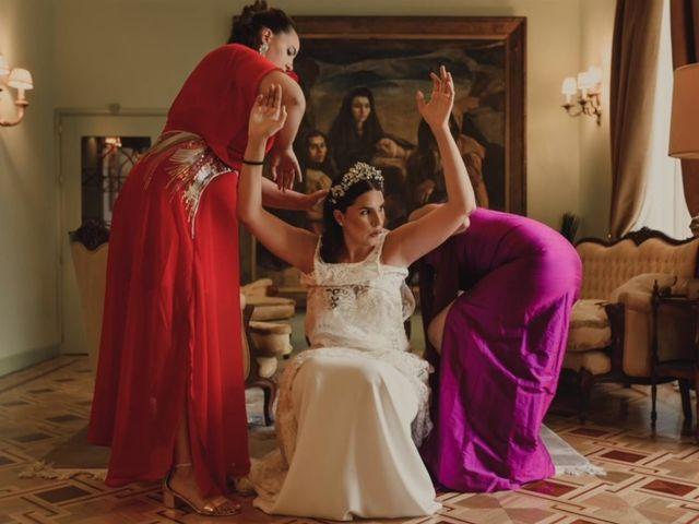 La boda de Angel y Pilar  en Madrid, Madrid 2