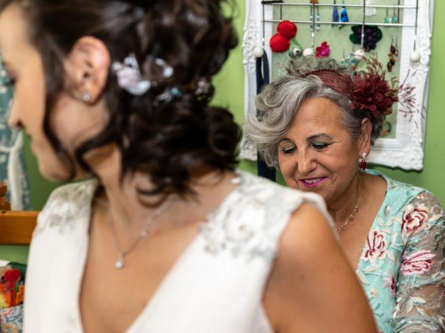 La boda de Fredi y Cristina en Cintruenigo, Navarra 8