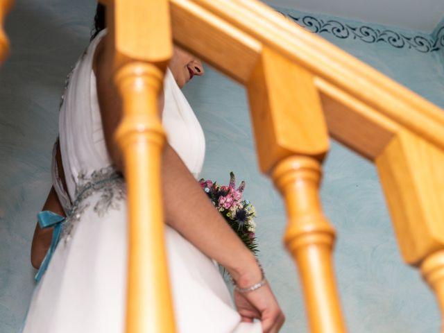 La boda de Fredi y Cristina en Cintruenigo, Navarra 9