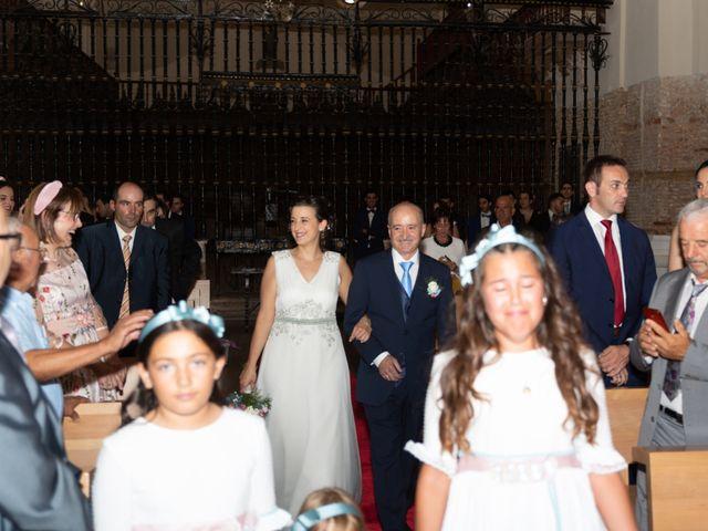 La boda de Fredi y Cristina en Cintruenigo, Navarra 34