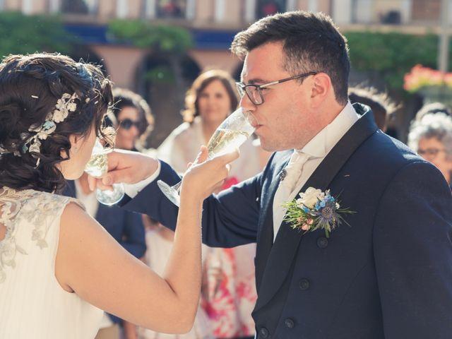 La boda de Cristina y Fredi
