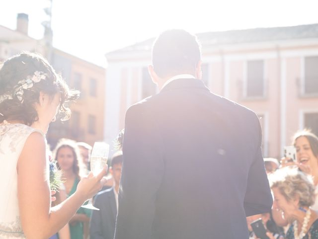 La boda de Fredi y Cristina en Cintruenigo, Navarra 43