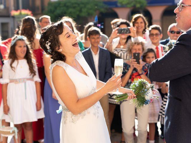 La boda de Fredi y Cristina en Cintruenigo, Navarra 44