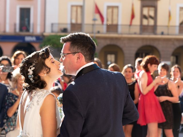 La boda de Fredi y Cristina en Cintruenigo, Navarra 45