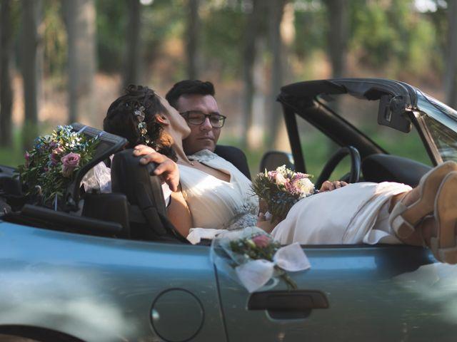 La boda de Fredi y Cristina en Cintruenigo, Navarra 50