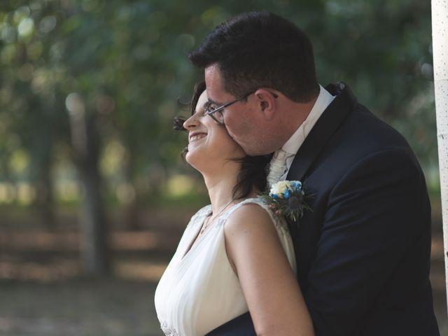 La boda de Fredi y Cristina en Cintruenigo, Navarra 51