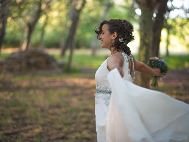 La boda de Fredi y Cristina en Cintruenigo, Navarra 52