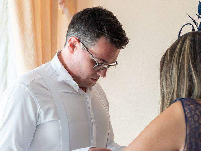 La boda de Fredi y Cristina en Cintruenigo, Navarra 15