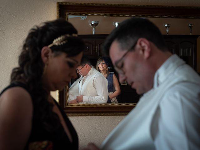 La boda de Fredi y Cristina en Cintruenigo, Navarra 21