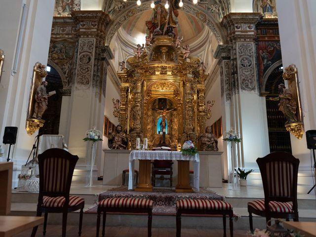 La boda de Fredi y Cristina en Cintruenigo, Navarra 24