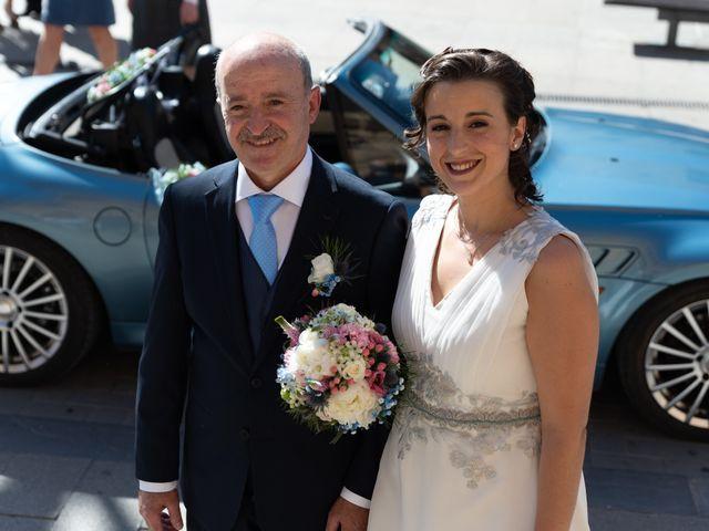 La boda de Fredi y Cristina en Cintruenigo, Navarra 26