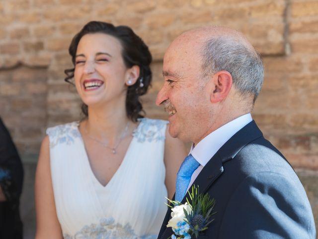 La boda de Fredi y Cristina en Cintruenigo, Navarra 29