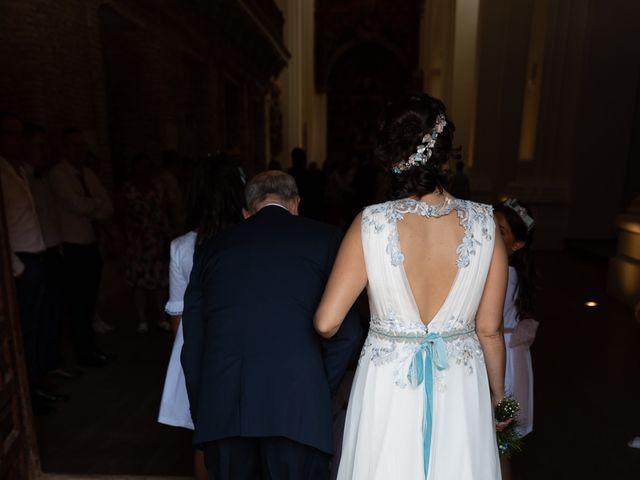 La boda de Fredi y Cristina en Cintruenigo, Navarra 30