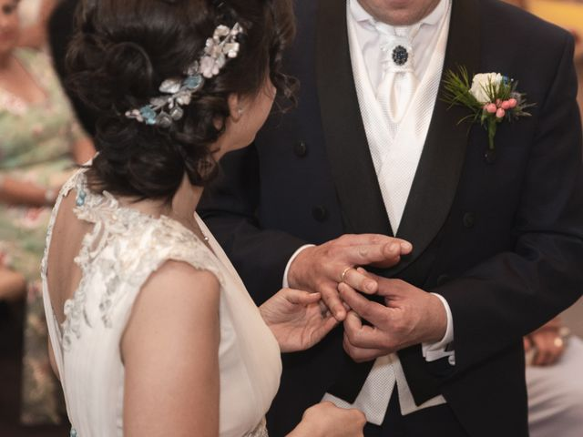La boda de Fredi y Cristina en Cintruenigo, Navarra 38