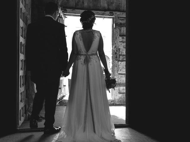 La boda de Fredi y Cristina en Cintruenigo, Navarra 40