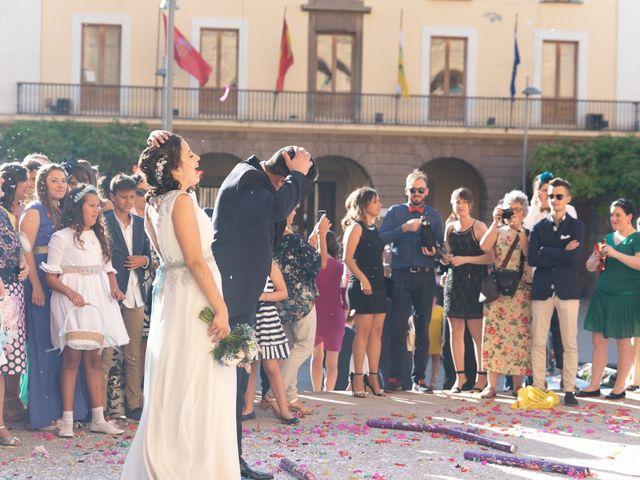 La boda de Fredi y Cristina en Cintruenigo, Navarra 41