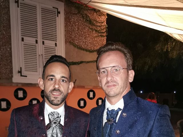 La boda de Domingo y Antonio en Campamento, Cádiz 2