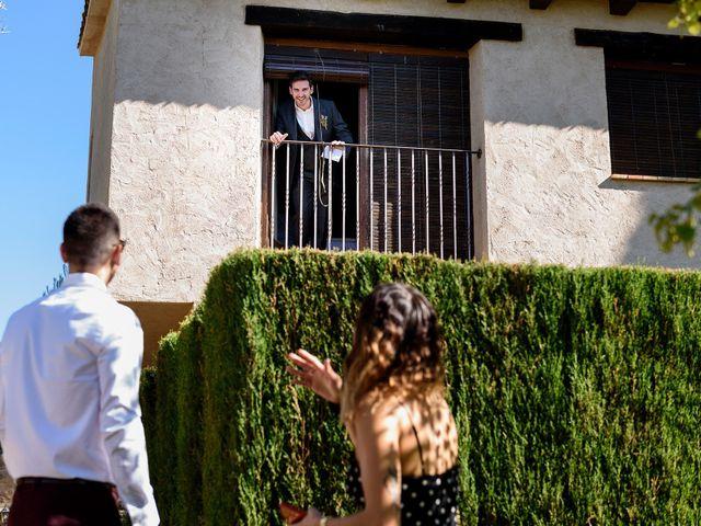 La boda de Adrià y Marina en Arnes, Tarragona 1