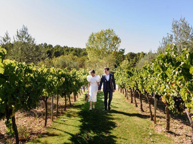 La boda de Adrià y Marina en Arnes, Tarragona 3