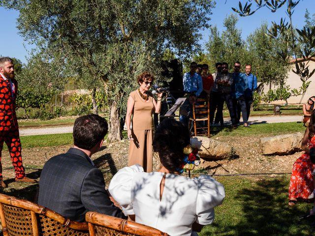La boda de Adrià y Marina en Arnes, Tarragona 6