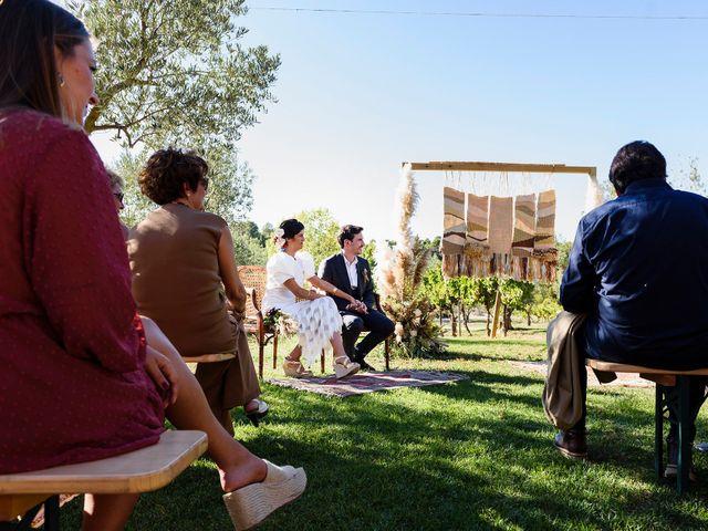 La boda de Adrià y Marina en Arnes, Tarragona 10