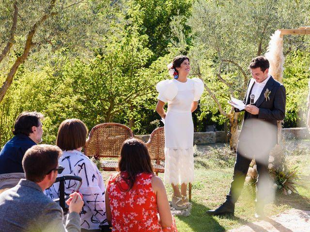 La boda de Adrià y Marina en Arnes, Tarragona 13