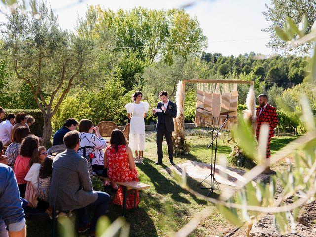 La boda de Adrià y Marina en Arnes, Tarragona 15