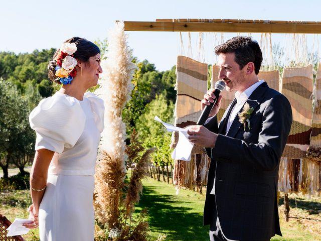 La boda de Adrià y Marina en Arnes, Tarragona 16