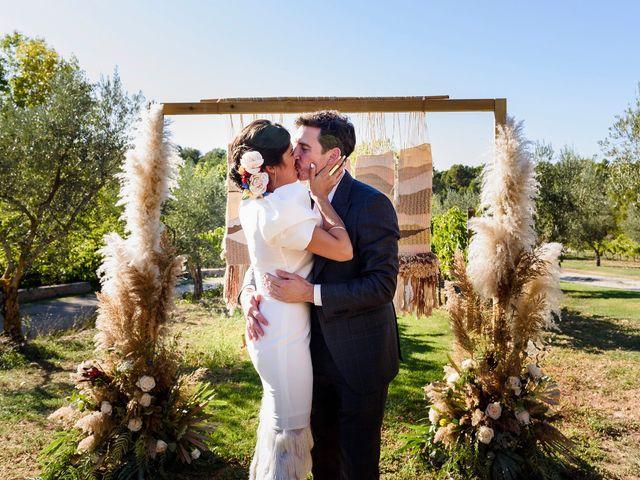 La boda de Marina y Adrià