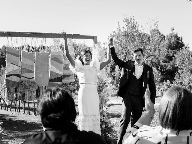 La boda de Adrià y Marina en Arnes, Tarragona 20