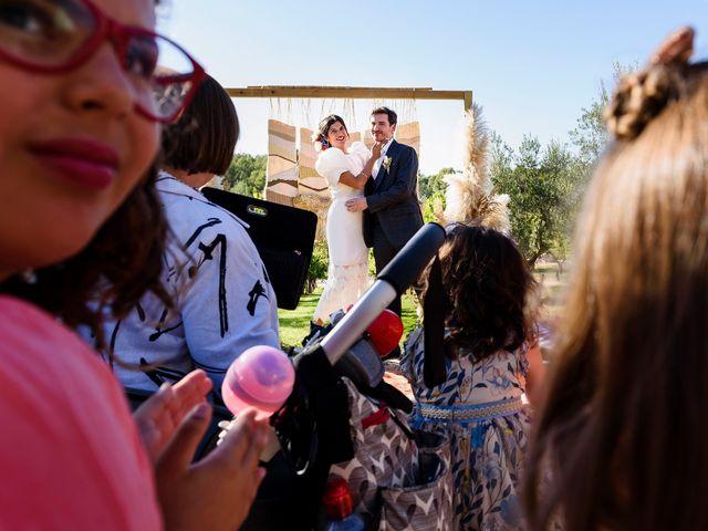 La boda de Adrià y Marina en Arnes, Tarragona 21