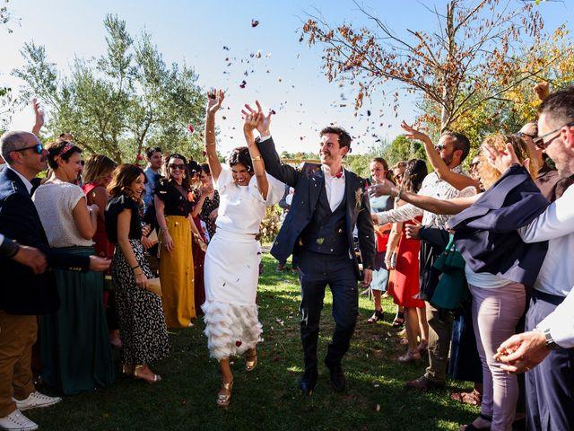 La boda de Adrià y Marina en Arnes, Tarragona 22